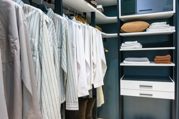 , Closet Gallery